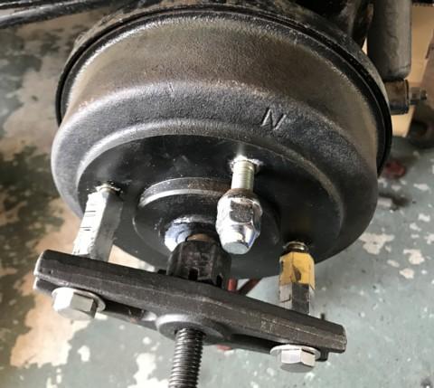 MP5 ドラムプーラー