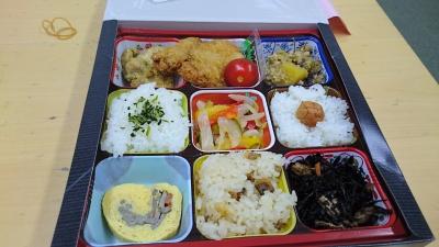 関東大会お弁当