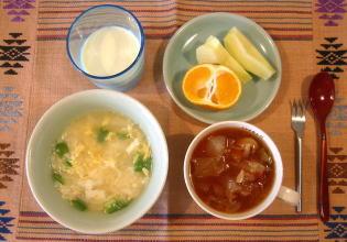 1日目朝食1