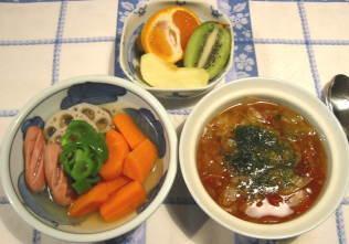 3日目昼食1