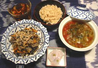 4日目夕食1