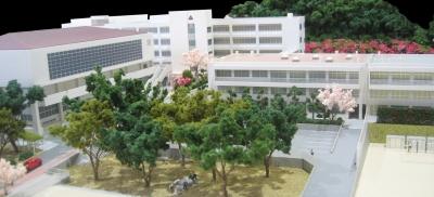 校舎模型01