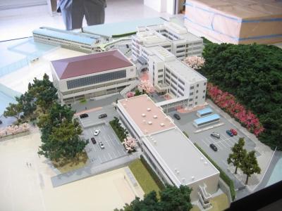 校舎模型07