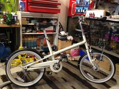 中古自転車 無印良品 | Rent a Bike ...