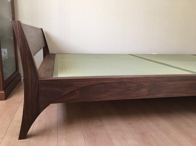 畳ベッド ウォールナット