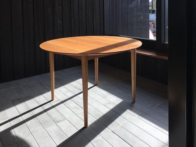 丸テーブル チェリー