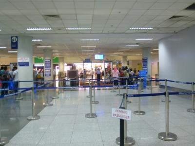 マニラ空港 ターミナル3