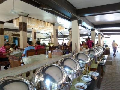 Costabellaランチブッフェ