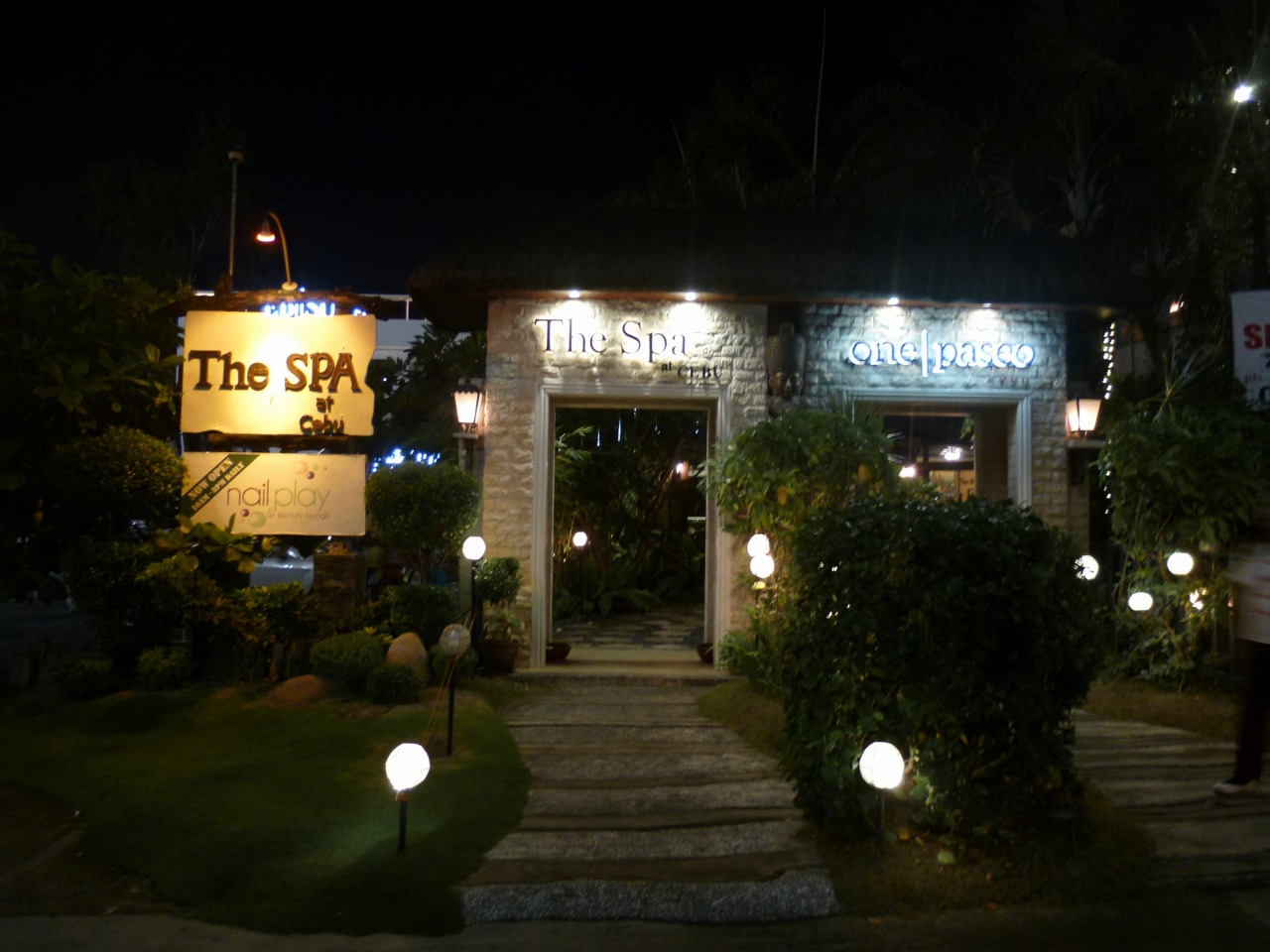 The Spa at Cebu