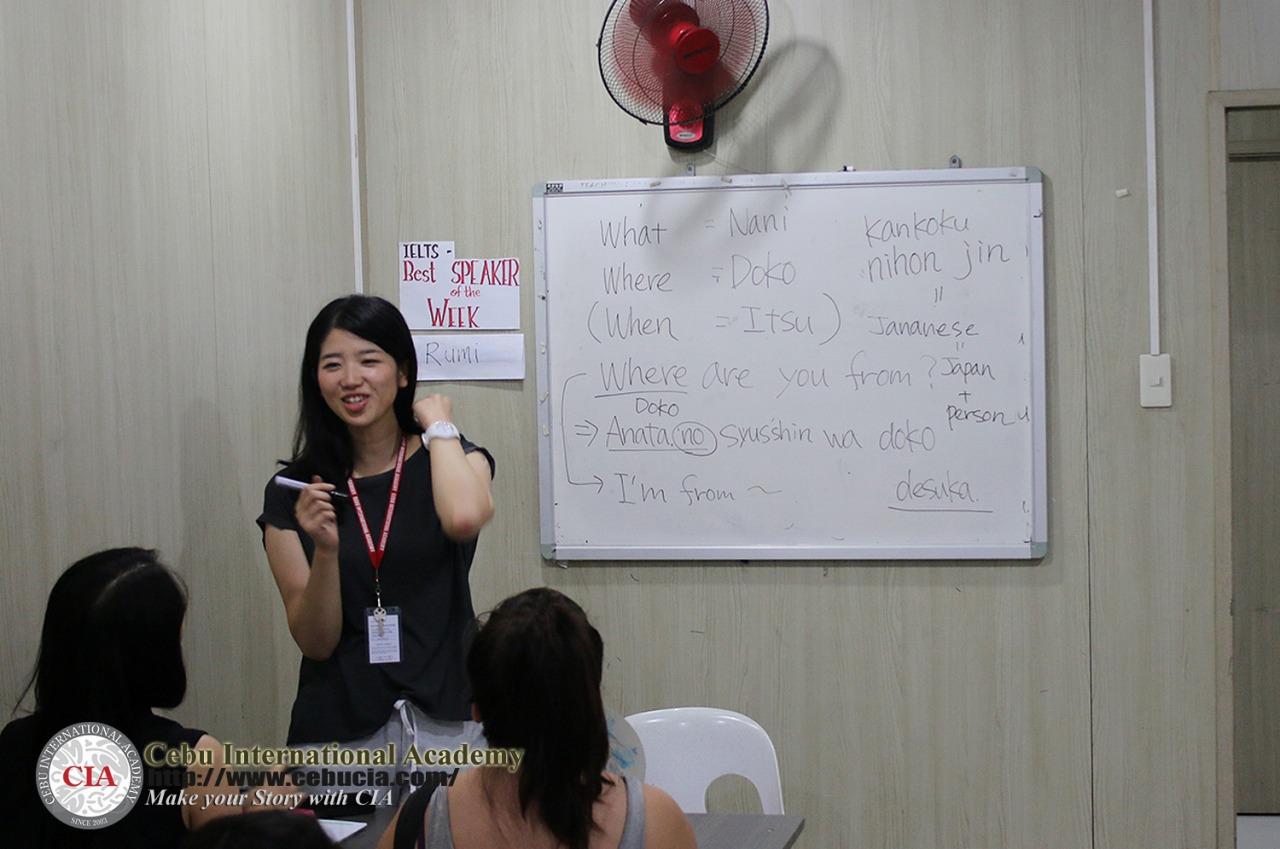 CIA日本語クラス