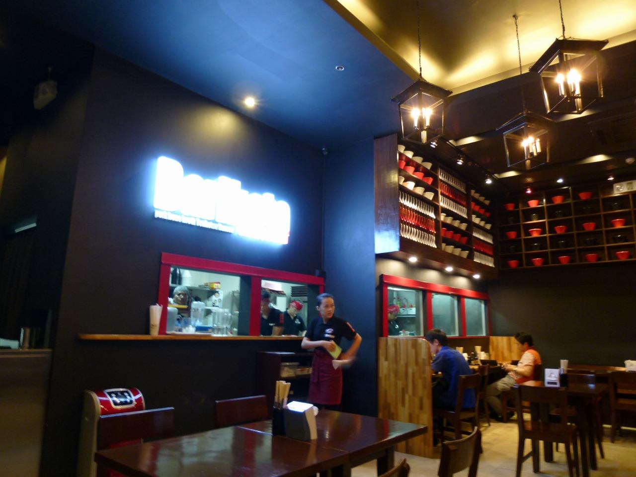 ラーメン店「Barikata」