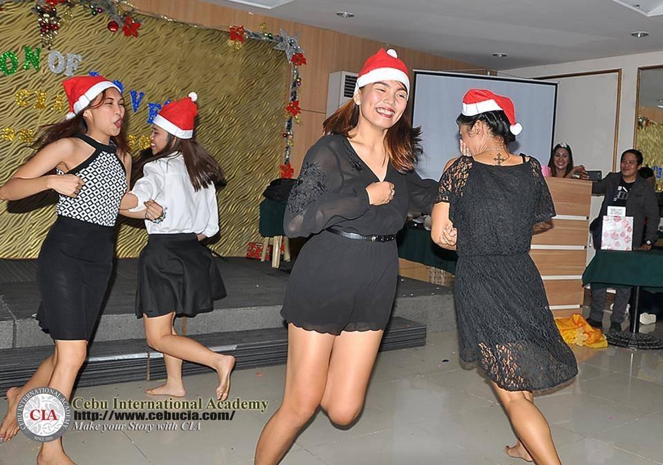 CIAクリスマスパーティー