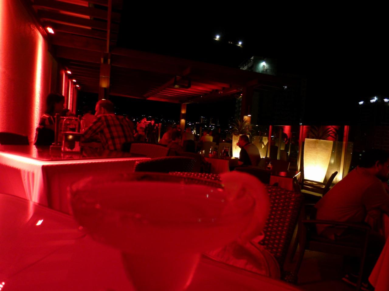 Harolds Hotel bar