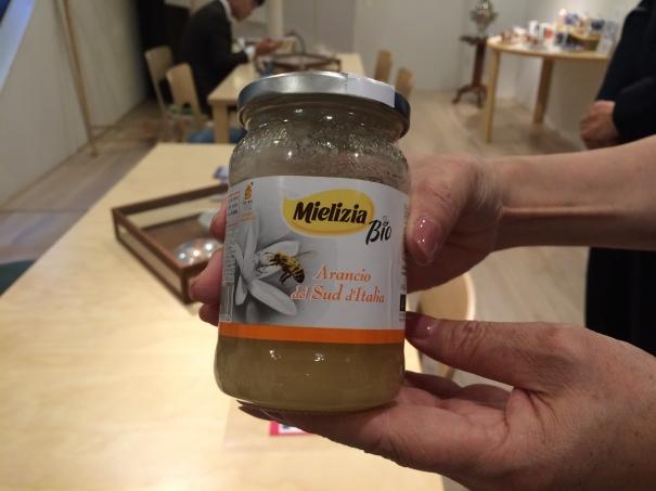 イタリア製生蜂蜜