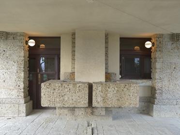ヨドコウ迎賓館 フランク・ロイド・ライト