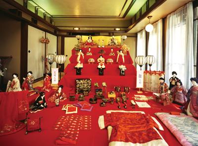 ヨドコウ迎賓館 雛人形 大木平蔵