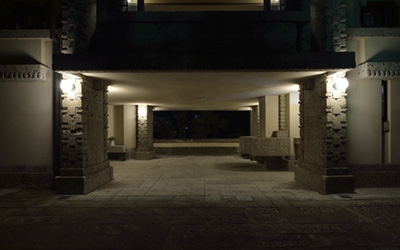 ヨドコウ迎賓館 夜間見学会