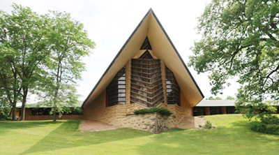 ユニテリアン教会 Unitarian Meeting House