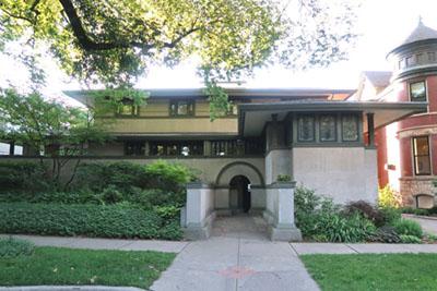 フランク・W・トーマス邸