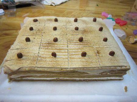 ボージョレーケーキ
