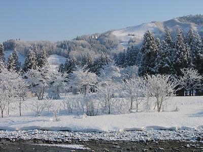 八海山麓スキー場は今週末で営業終了です