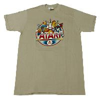 ATARI ヴィンテージTシャツ-1