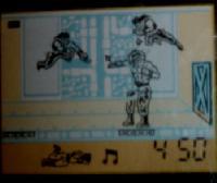 TIGER  腕時計型ゲーム ダブルドラゴン-2