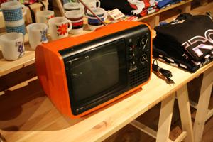 ナショナル 白黒テレビ-1