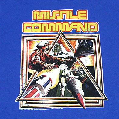 ATARI MISSILE COMMAND T�����-2