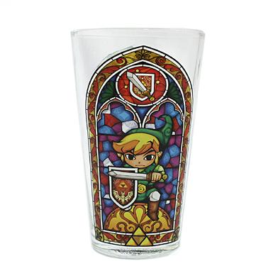 ゼルダの伝説 ステンドグラス グラス