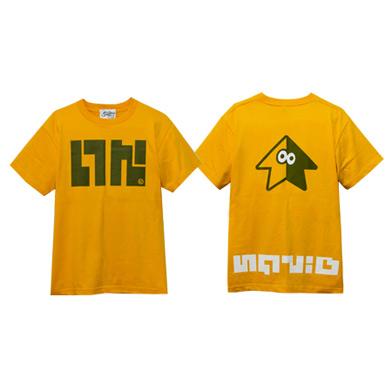 スプラトゥーン イカロゴTシャツ-3