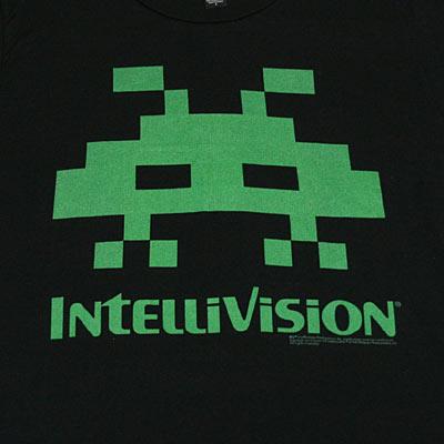 インテレビジョン Space ArmadaTシャツ-2