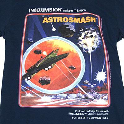 インテレビジョン AstrosmashTシャツ-2