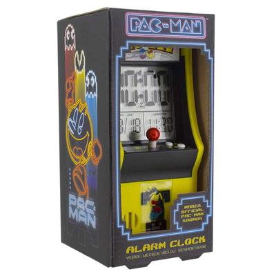 パックマン アーケード筐体型 アラームクロック
