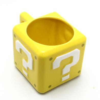 スーパーマリオ ハテナブロック マグカップ-2