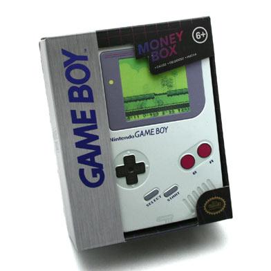 Nintendo ゲームボーイ 貯金箱-1