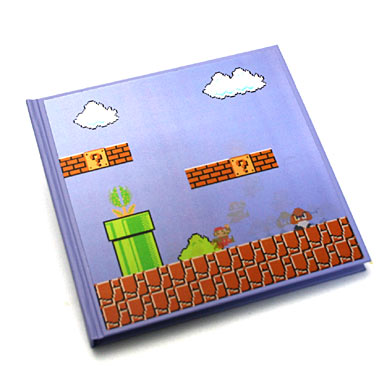 Nintendo スーパーマリオ 3Dモーション ノート-1