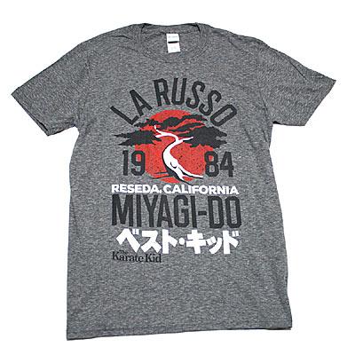 ベストキッド LA RUSSO1984 Tシャツ-1