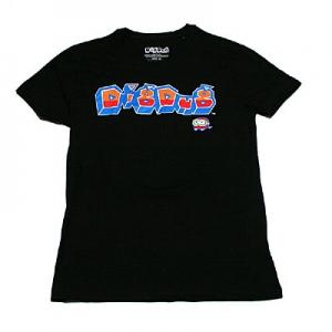 ディグダグ DIGDUGロゴ Tシャツ