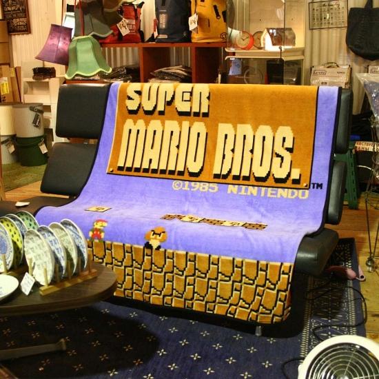 Nintendo フリースブランケット