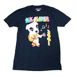 どうぶつの森Tシャツ