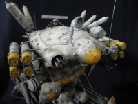 WF2009[夏]で展示した、年伊原源蔵さんに塗装していただいたキット完成品です。