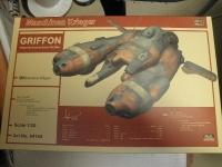 グリフォン到着
