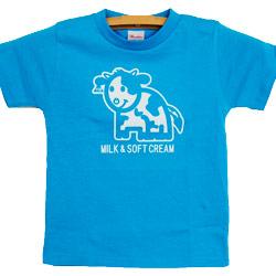 函館牛乳あいす118様オリジナルTシャツ