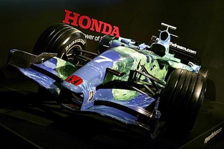 Honda新マシン
