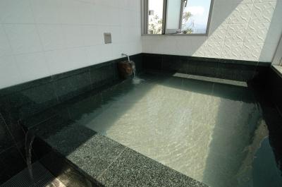 ルアンドンの温泉