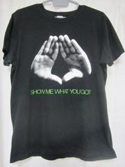 CK a.k.a. Cigga(チガ)のTシャツ表
