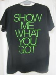 CK a.k.a. Cigga(チガ)のTシャツ裏
