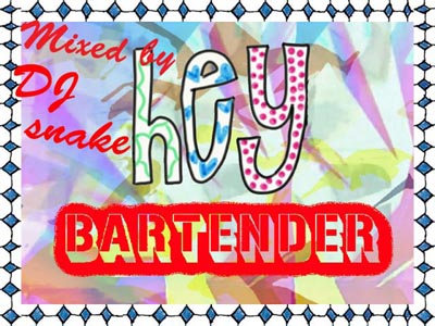 Hey Bartender (Mixed by DJ snake)