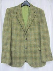 Harris Tweedの1960年代のジャケット